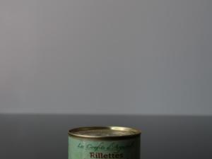 Rilettes pur canard Les Confits d'Arguibelle