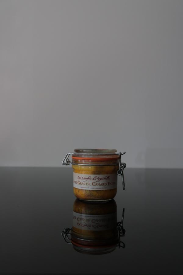 Bloc de foie gras de canard Les Confits d'Arguibelle