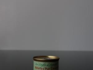 Rillettes de canard piment rouge Les Confits d'Arguibelle