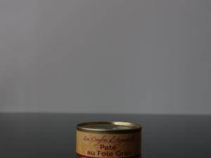 Pâté au foie gras Les Confits d'Arguibelle